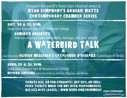 Waterbird Talk